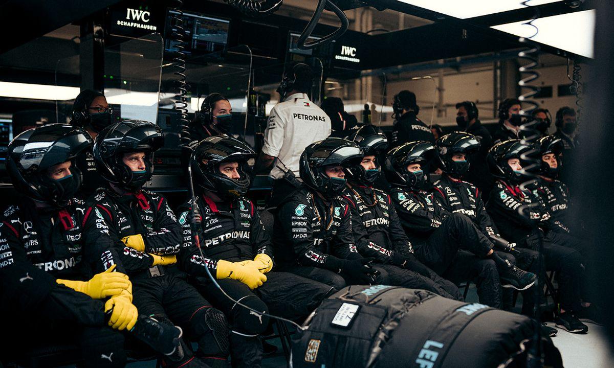 Analýza Mercedesu: Na starých penumatikách by byl Hamilton až osmý