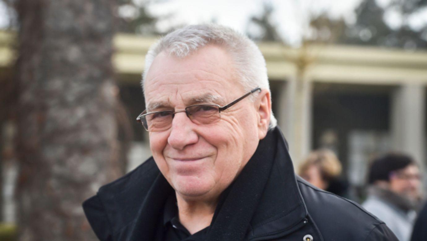 PETR ULIČNÝ, trenér, pohřeb Josef Pešice, poslední rozloučení