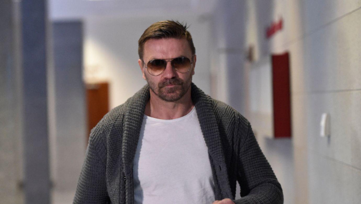 TOMÁŠ ŘEPKA, bývalý fotbalista, soud