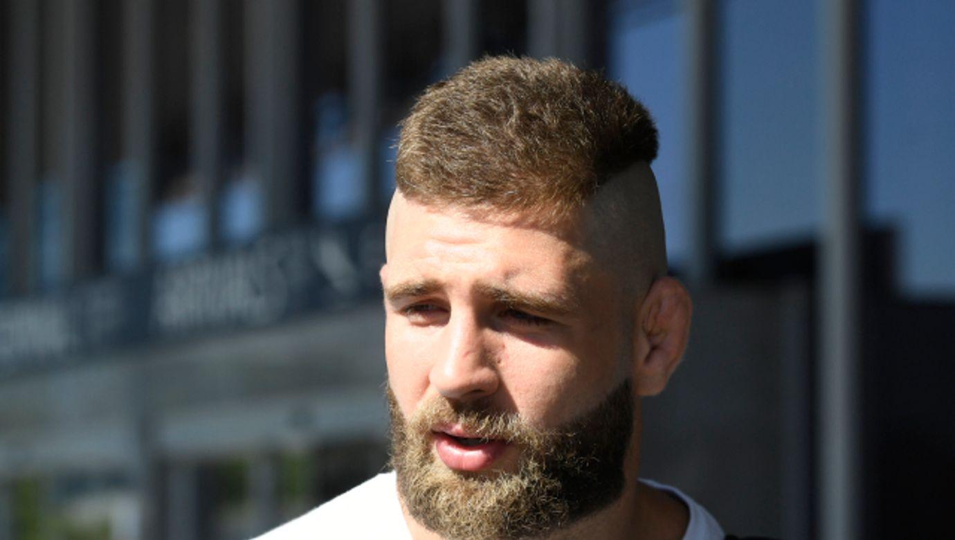 JIŘÍ PROCHÁZKA, bojovník MMA, sportovec---Jiri Prochazka