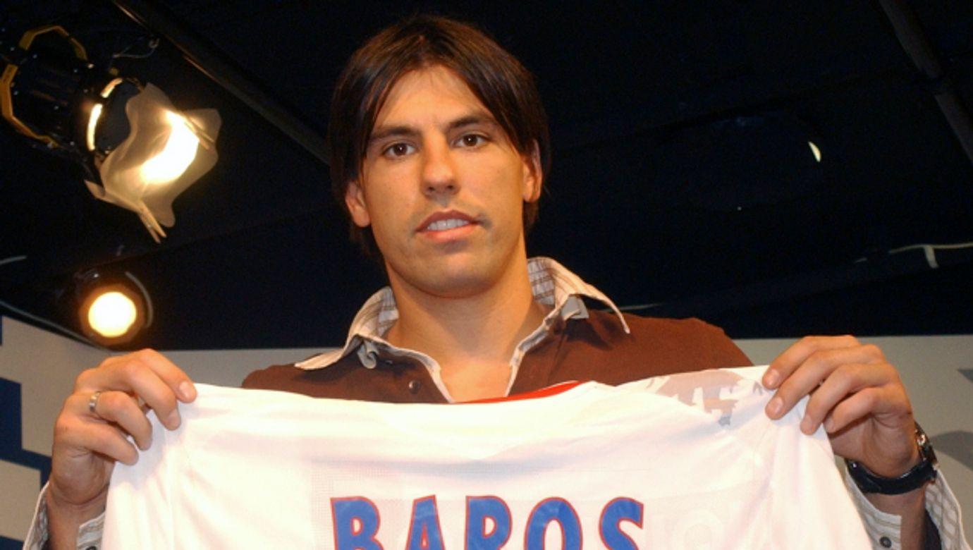 Milan BAROŠ, dres Olympique Lyon