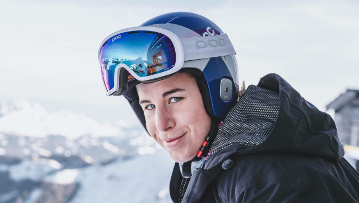 09.01.2020, Keelberloch Rennstrecke, Altenmark, AUT, FIS Weltcup Ski Alpin, Abfahrt, Damen, 1. Training, im Bild Ester