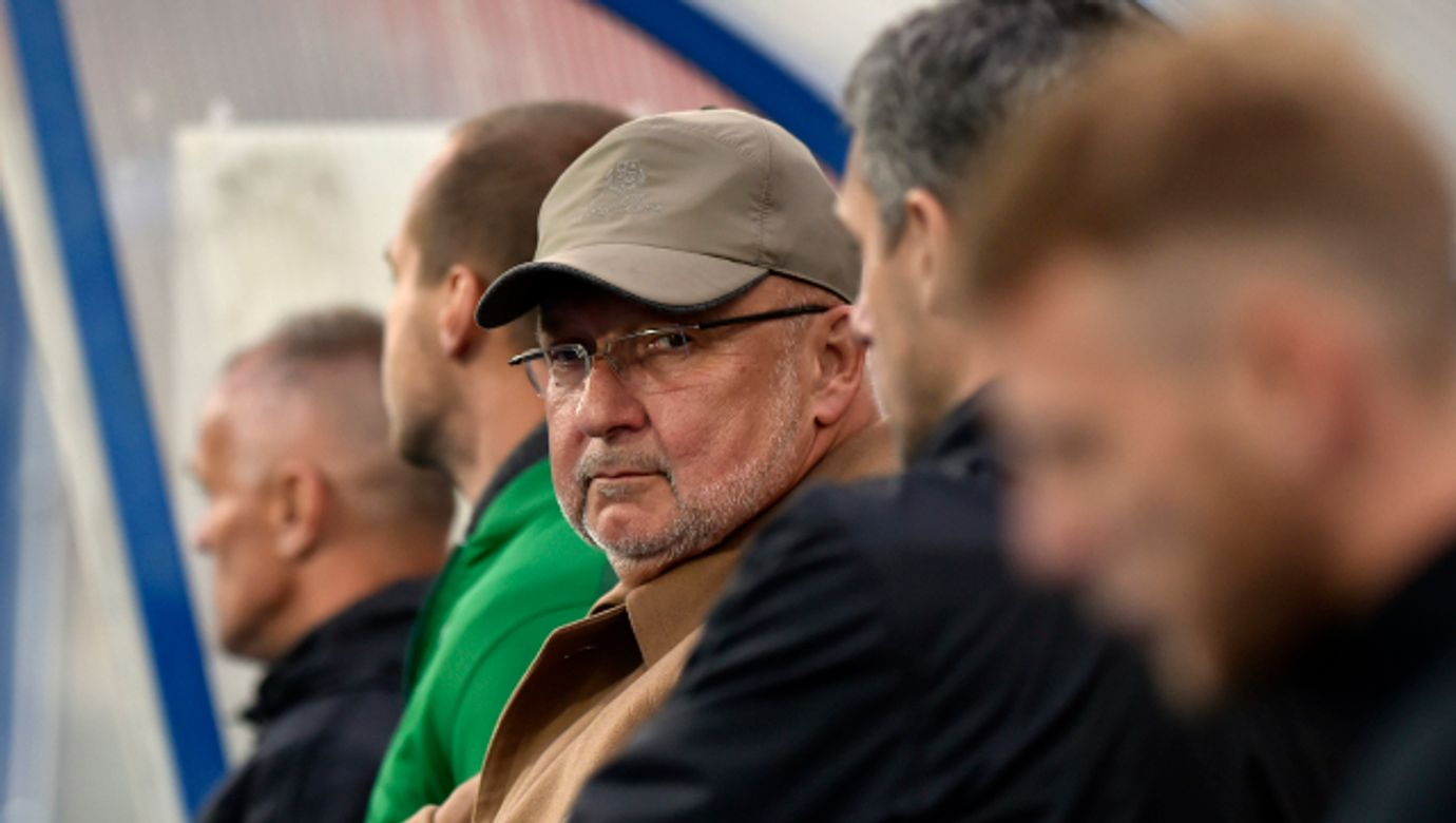 JAROSLAV STARKA, prezident, FK Příbram---JAROSLAV STARKA, prezident, FK Pribram