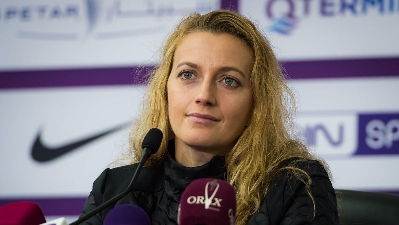 WTA Qatar Total Open, Tennis, Doha, Qatar - 29 Feb 2020