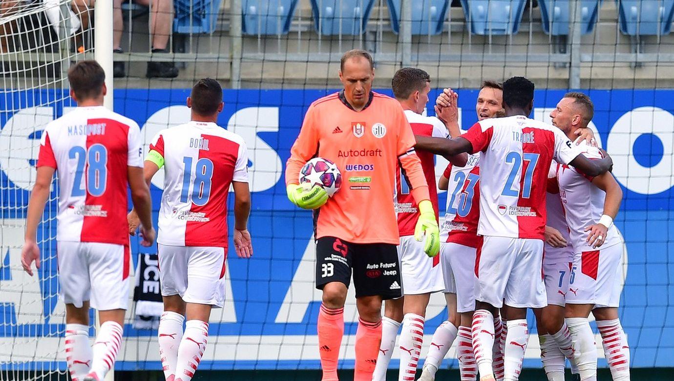 Fotbal - Fortuna liga - 20/21 - České Budějovice - Slavia
