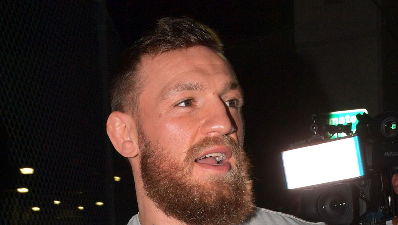 Conor Mcgregor Arrested For Alleged Sexual Assault
