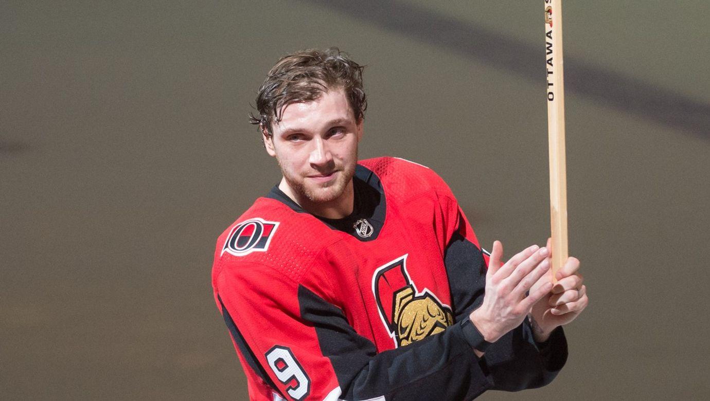 NHL: Vancouver Canucks at Ottawa Senators