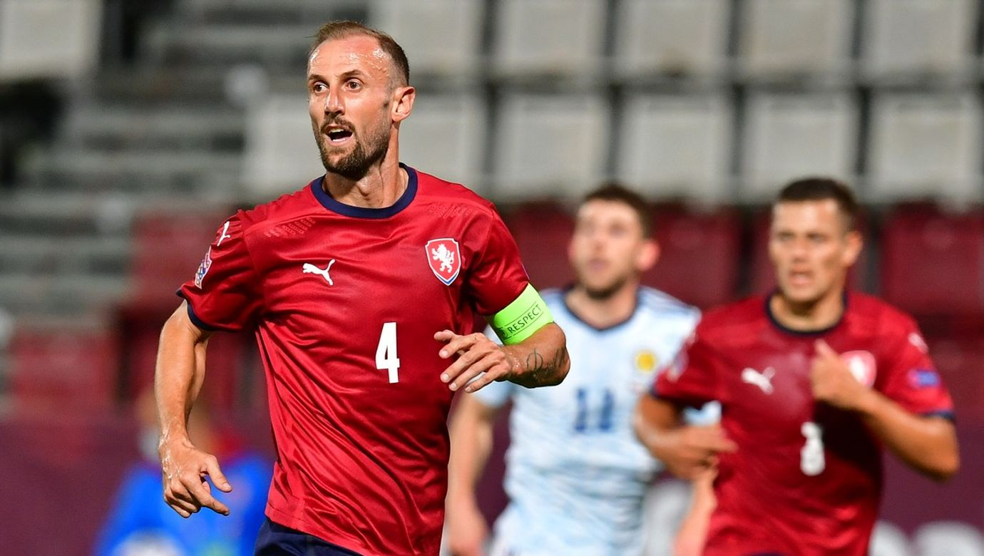 Fotbal - Reprezentace - Liga národů - ČR - Skotsko