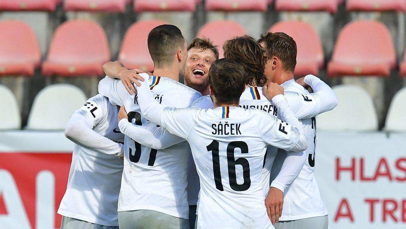 Fotbal - Fortuna liga - 20/21 - Příbram - Sparta