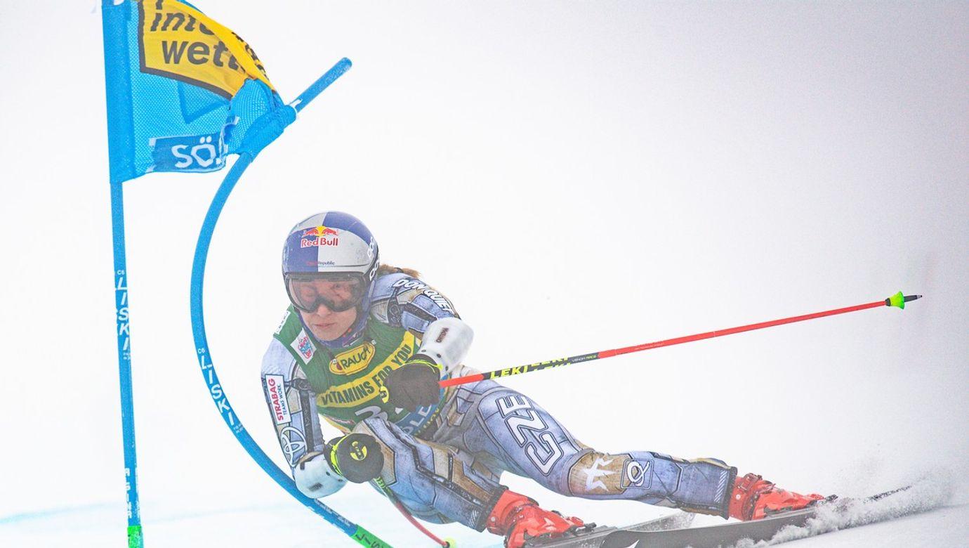 Alpine Skiing World Cup in Soelden