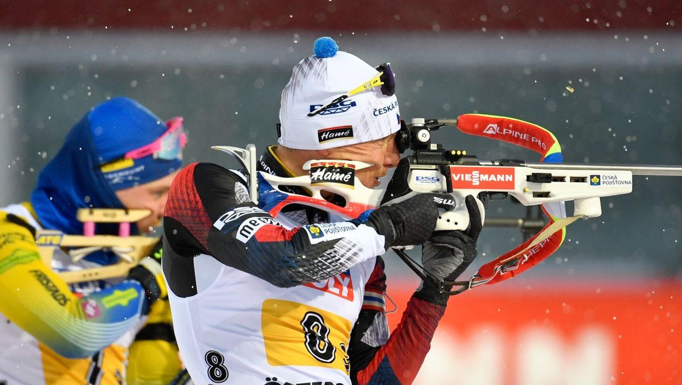 IBU Biathlon World Championships in Oestersund