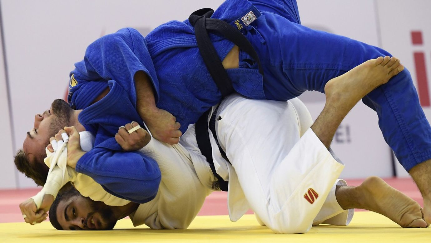 Judo Grand Slam in Budapest