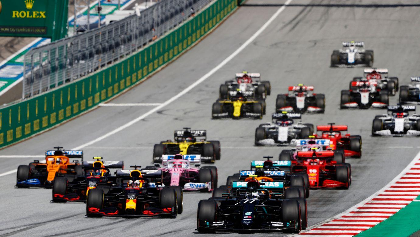 2020 Austrian Grand Prix, Sunday - LAT Images