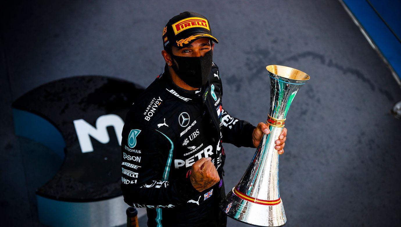 2020 Spanish Grand Prix, Sunday - LAT Images