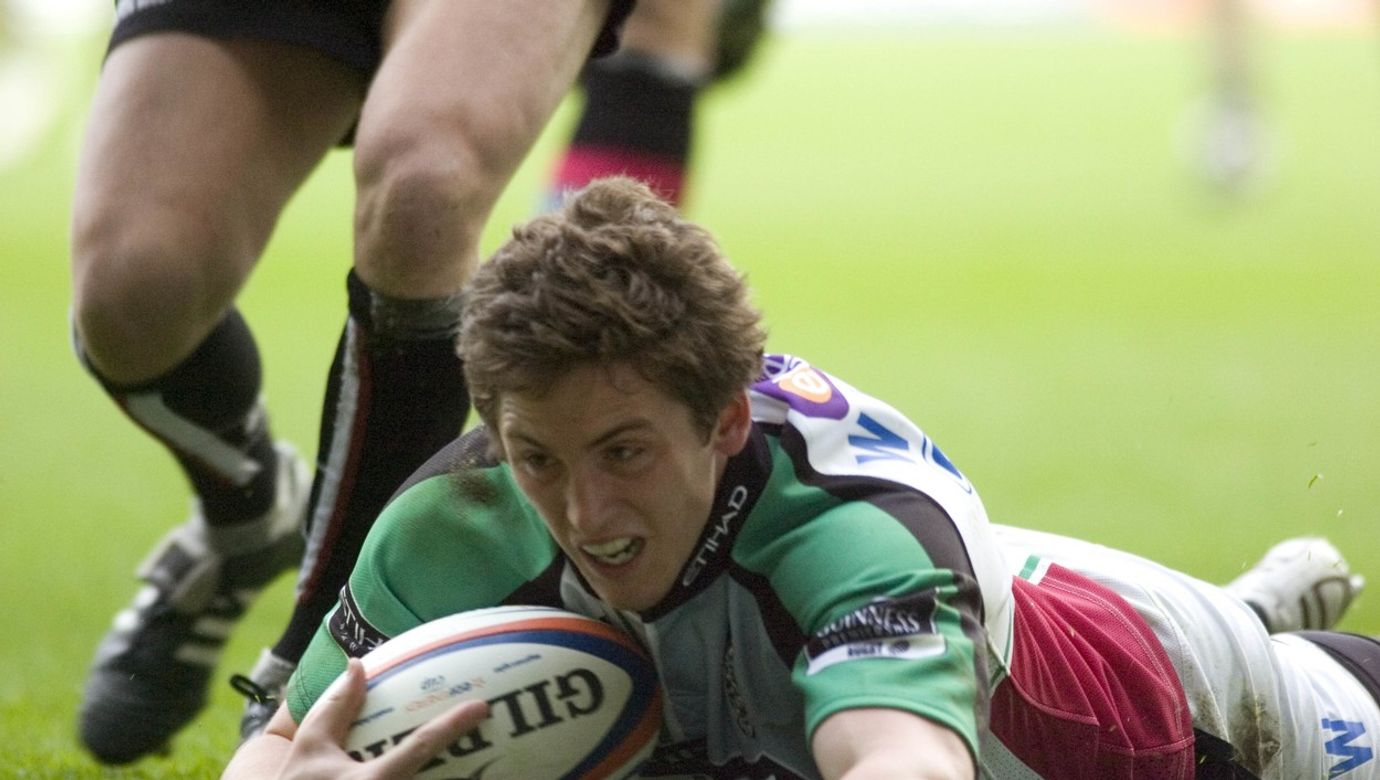 Rugby - Ospreys v Harlequins EDF Energy Cup, Swansea, Wales, Britain - 05 Oct 2008