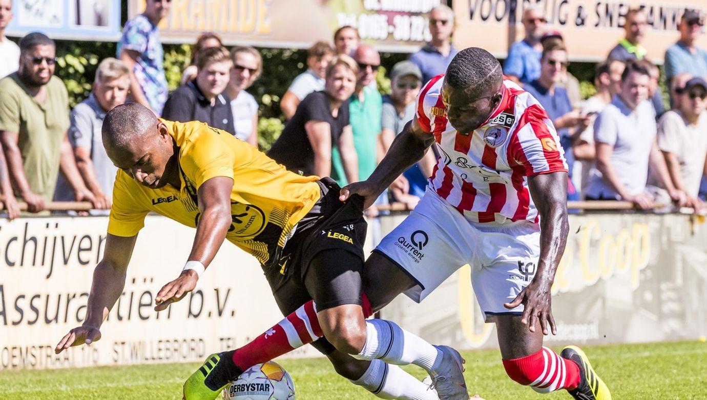 Netherlands: NAC vs Sparta