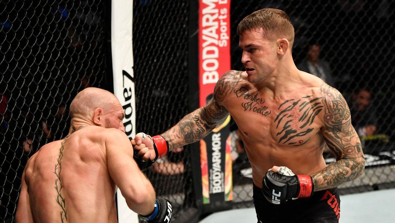 MMA: UFC 257