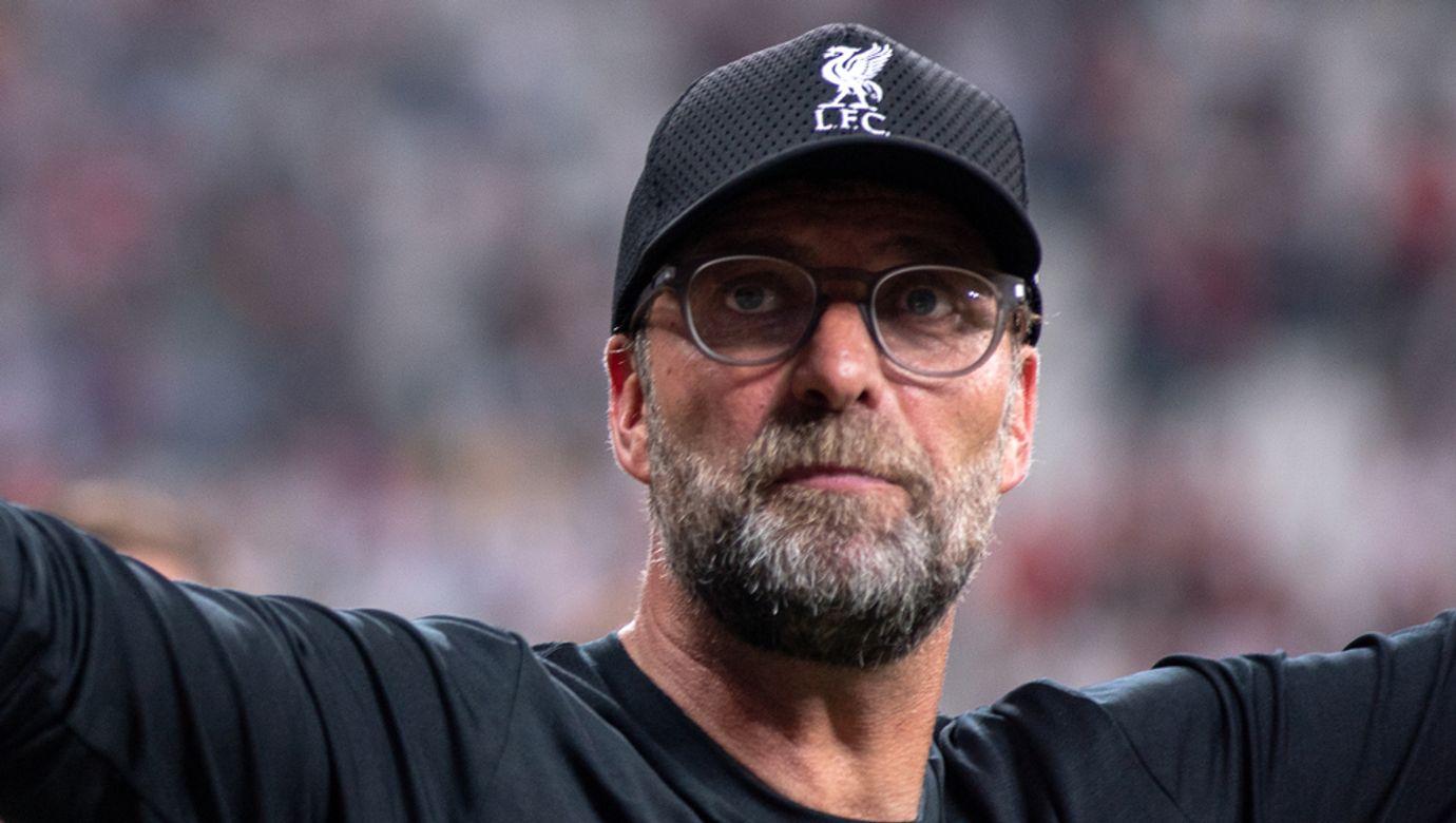 Istanbul,,Turkey,-,August,14,,2019:,Jurgen,Klopp,Manager,Of