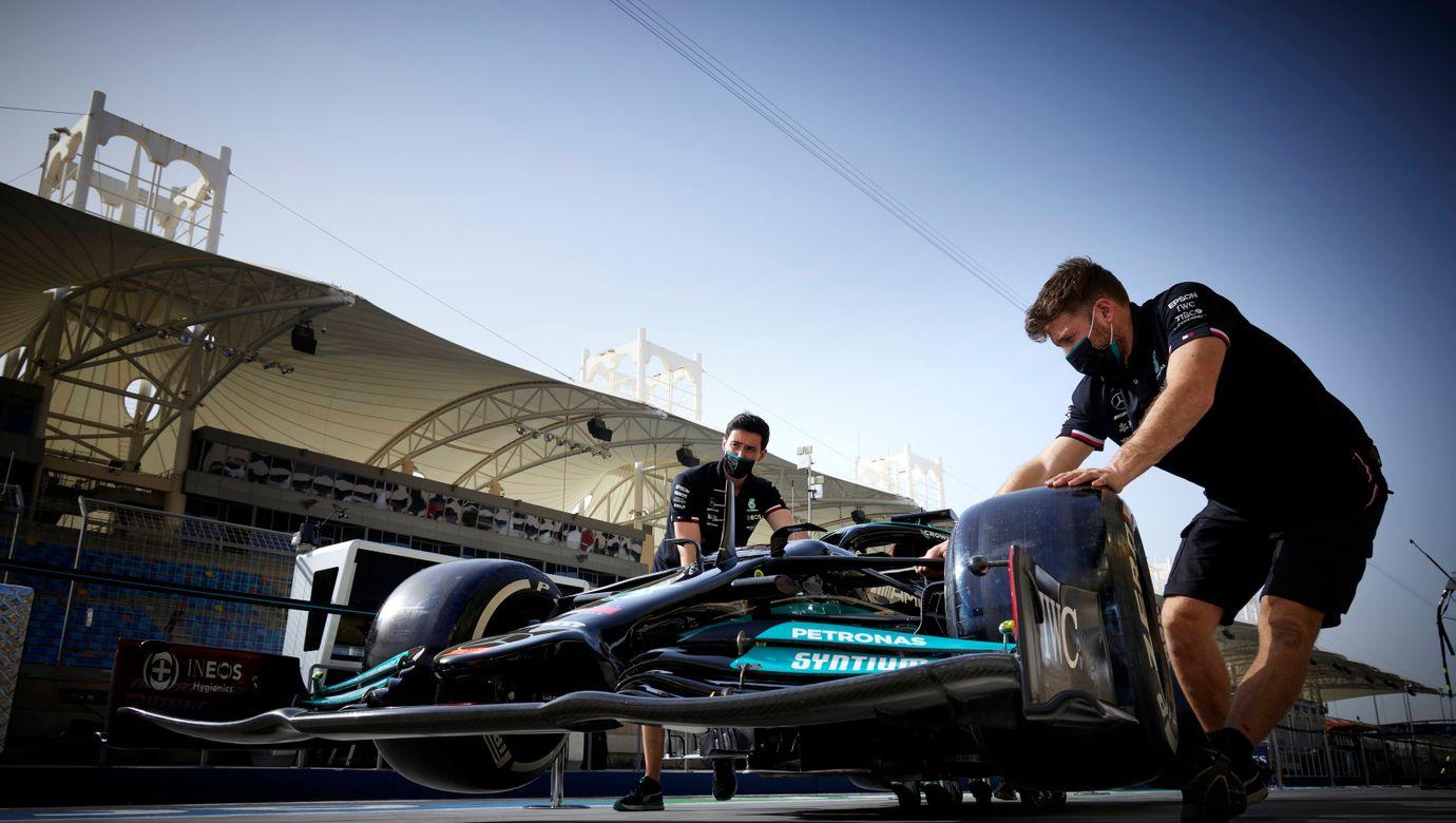 2021 Bahrain Grand Prix, Thursday - Steve Etherington