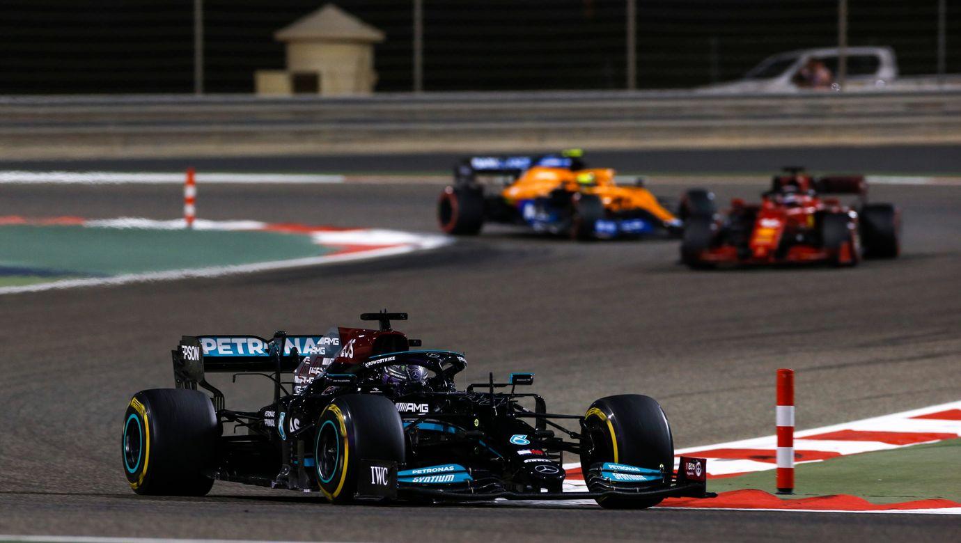 2021 Bahrain Grand Prix, Sunday - Jiri Krenek