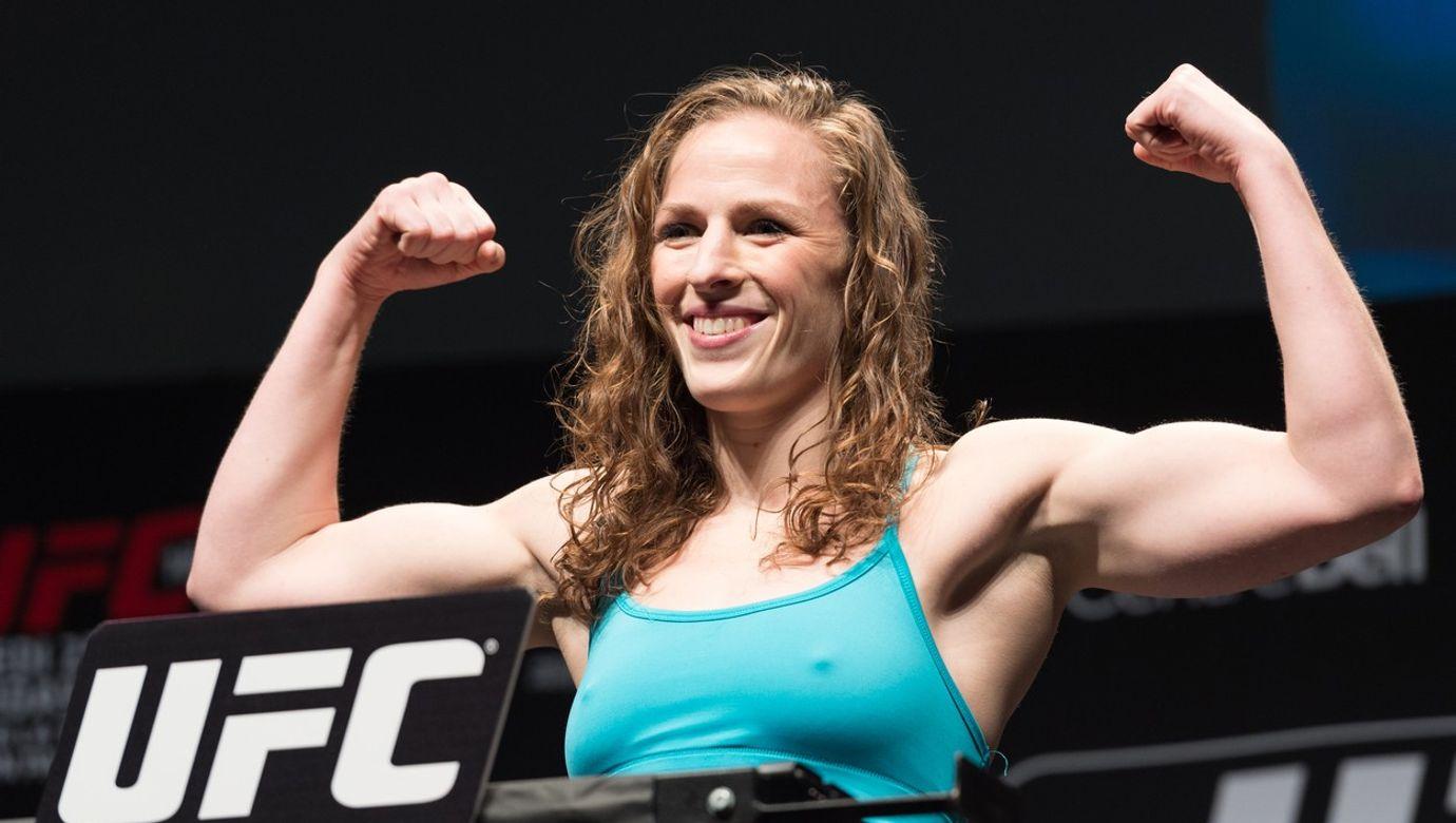 UFC FIGHT 186 Weigh-in