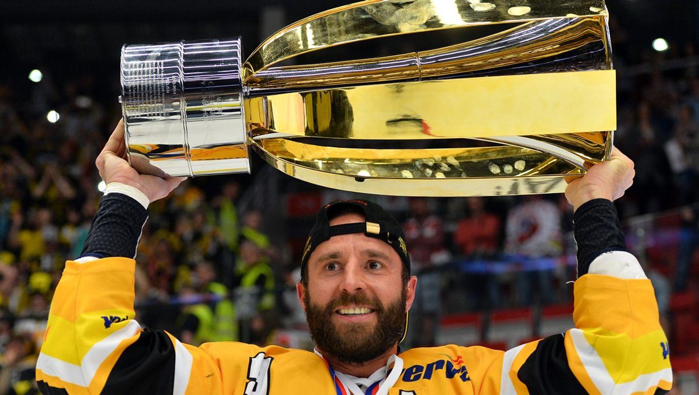 Hokej – Extraliga 14/15 – Play off - Finále - 7.zápas – Třinec - Litvínov