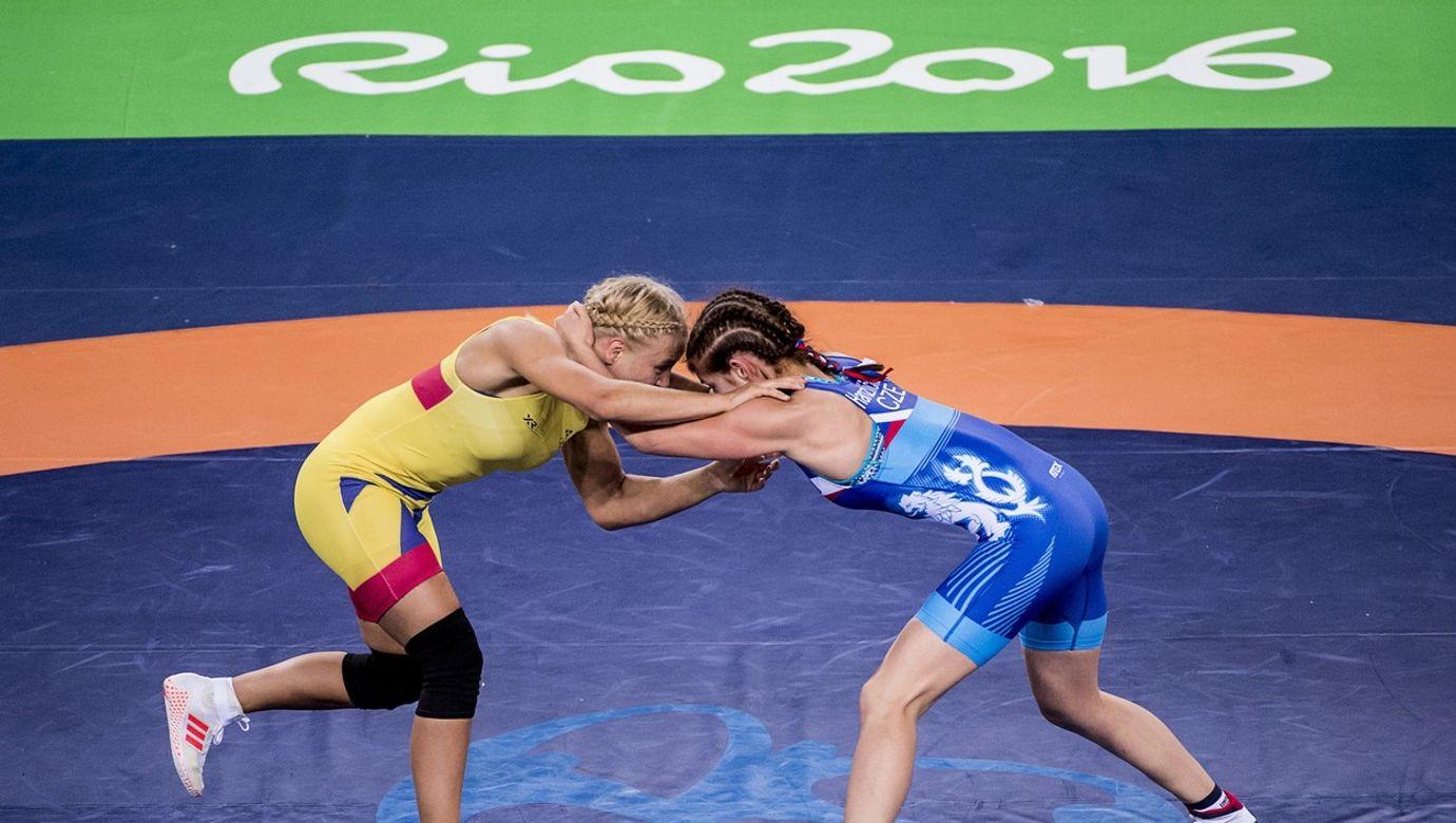 Rio 2016 Olympic Games, Wrestling, Carioca Arena 2, Brazil - 18 Aug 2016