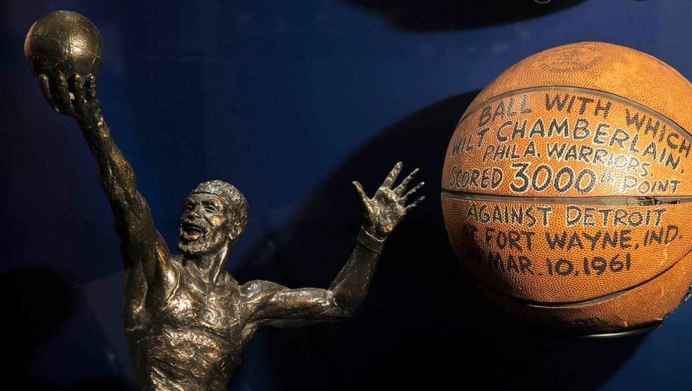 Avron B. Fogelman Sports History Museum