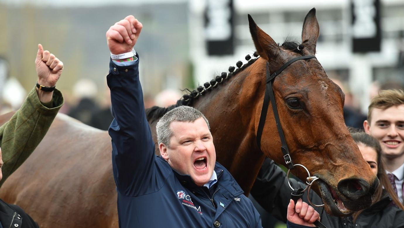 Cheltenham Festival, Horse Racing, UK - 11 Mar 2020