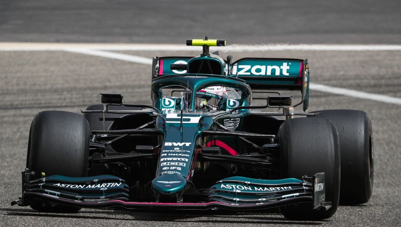 Formula 1 Championship, Formula 1, Pre-season testing 2021, Sakhir, Bahrain - 13 Mar 2021
