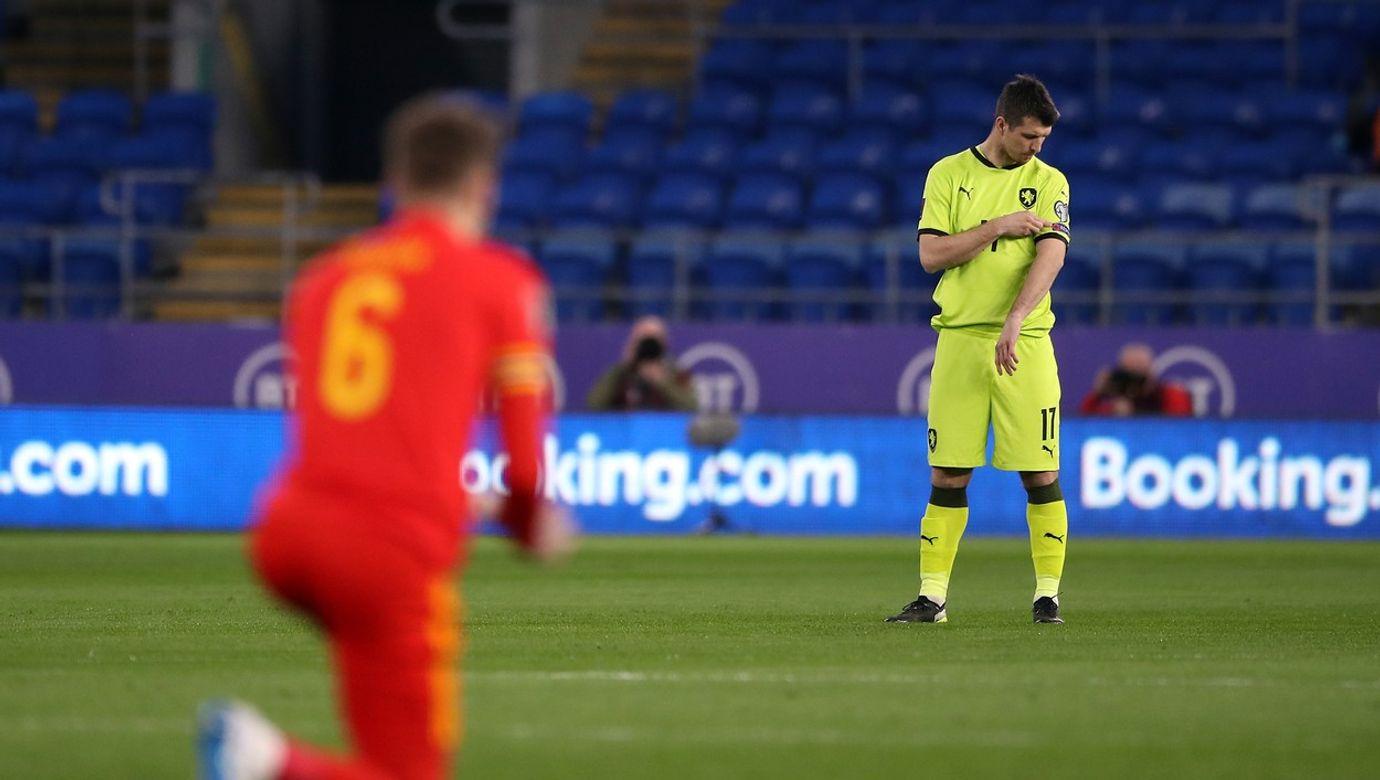 Wales v Czech Republic - FIFA World Cup 2022 - European Qualifying - Group E - Cardiff City Stadium