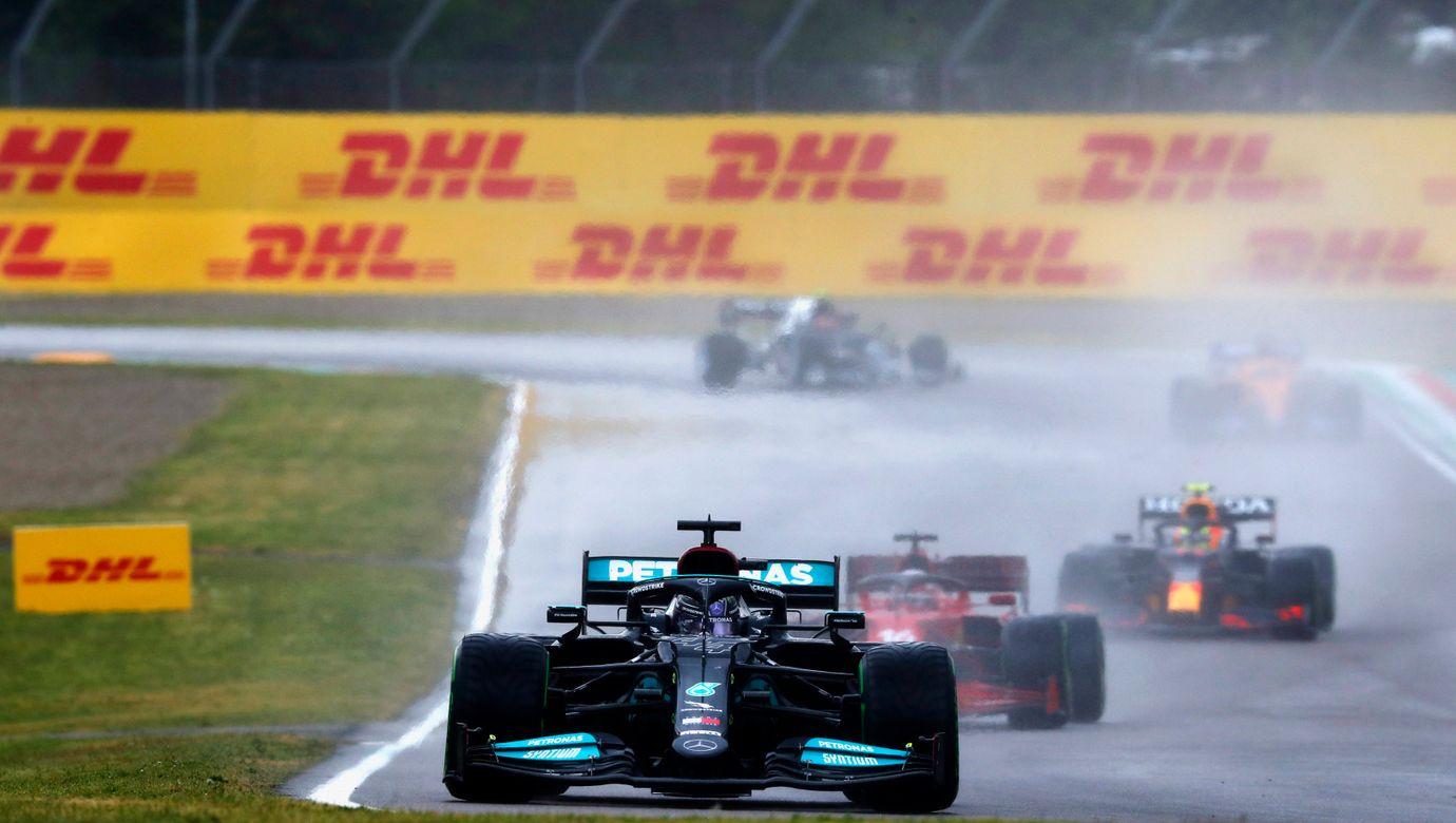 2021 Emilia Romagna Grand Prix, Sunday - LAT Images