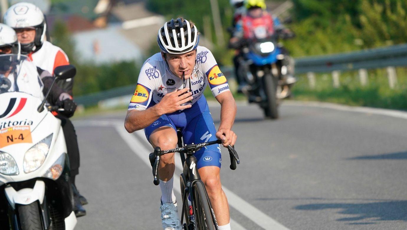 Poland Cycling Tour Of Poland Day 4, Bukowina Tatrzanska, Poland - 08 Aug 2020