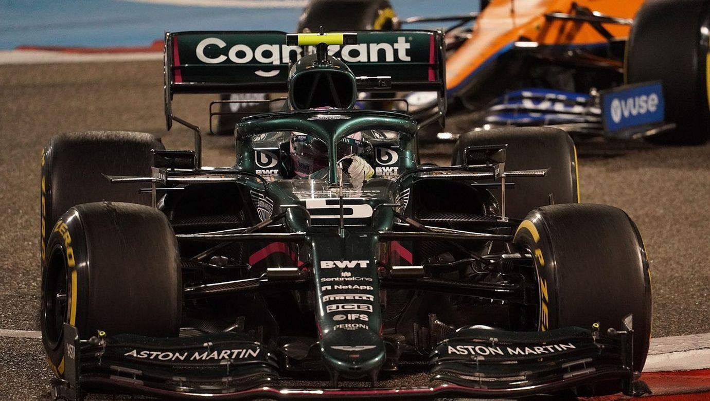 Formula 1 Gulf Air Bahrain Grand Prix 2021