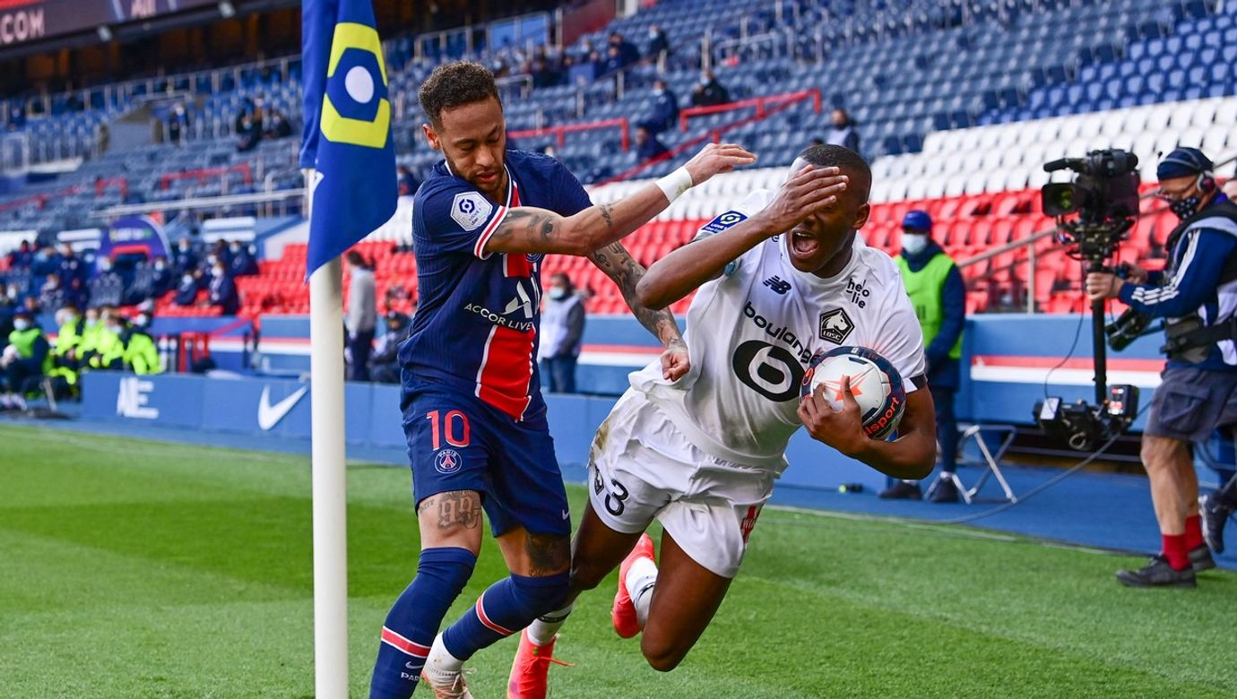 Match de Ligue 1 Uber Eats