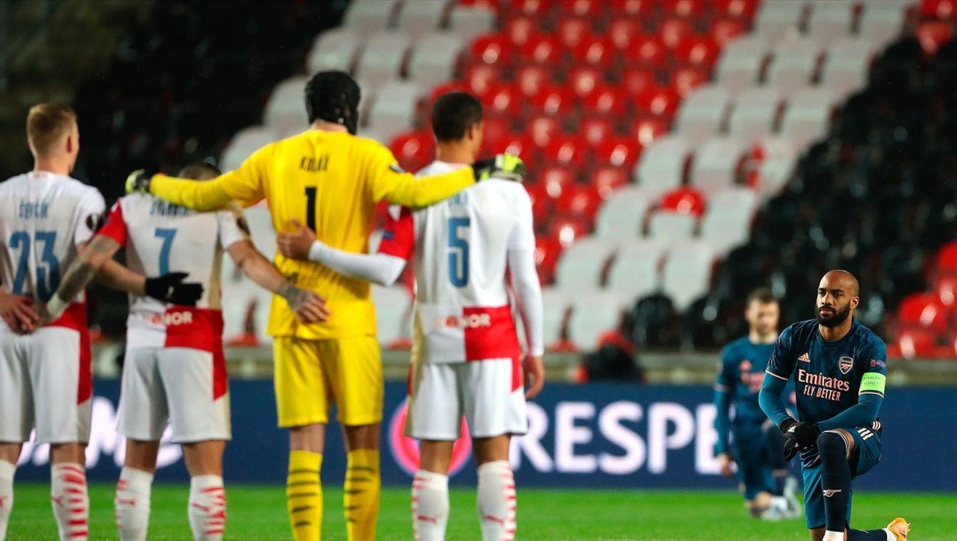 Slavia Prague vs Arsenal FC
