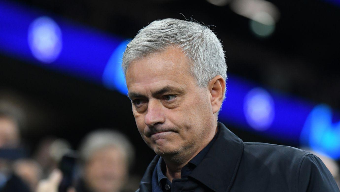 London,,England,-,November,26,,2019:,Tottenham,Manager,Jose,Mourinho