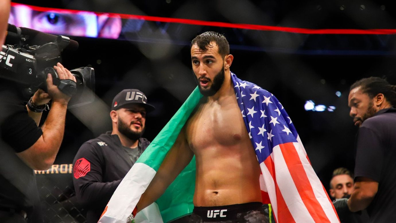 UFC Fight Night: Reyes vs Weidman