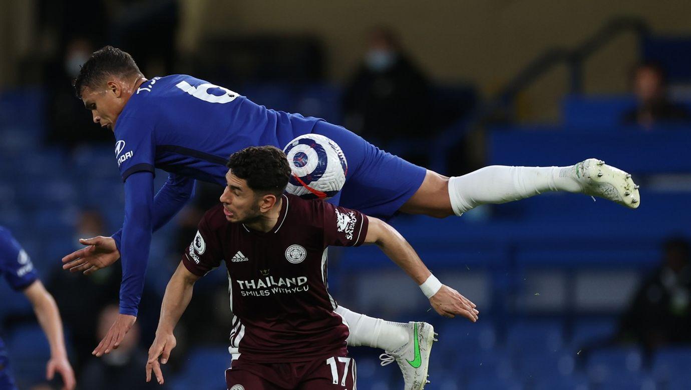 Chelsea v Leicester City, Premier League