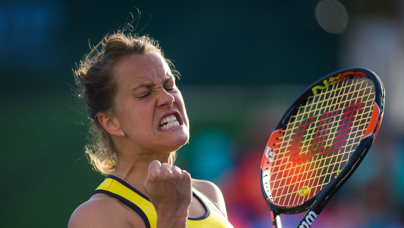 Indian,Wells,,United,States,-,March,13,:,Barbora,Strycova