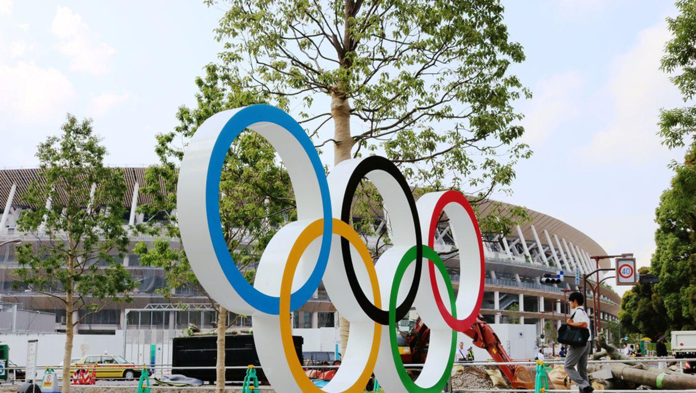 Olympijský stadion v Tokiu-