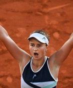 Krejčíková stoupá žebříčkem WTA, je pátá