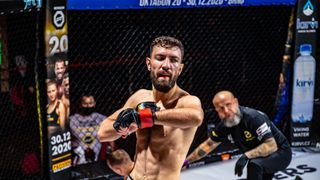 V prosinci zápasil v Brně, teď se popere o smlouvu v UFC