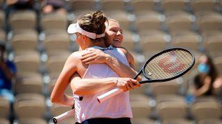 Češky totálně ovládly Roland Garros, Krejčíková se Siniakovou vyhrály čtyřhru!