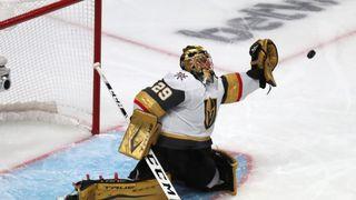 Price versus Fleury: Souboj brankářských titánů v NHL