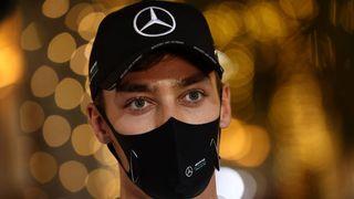 """Rivalové? V Mercedesu se chystají """"překalibrovat"""" ambice George Russella"""