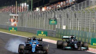 Formule 1 je zpátky! Stočte svůj zrak kBelgii
