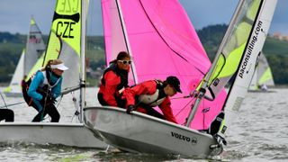 První mistrovské tituly na Czech Junior Nationals uděleny