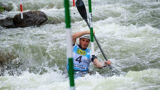 Kajakář Přindiš vyhrál závod SP ve Španělsku a posunul se do čela celkového pořadí