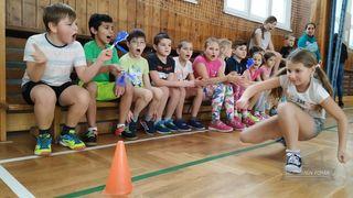 Historie Hejtmanova poháru jasně ukazuje, že děti sportovat chtějí